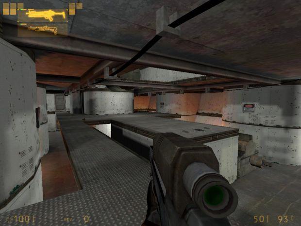 Dm_Borealis for Half-Life Deathmatch