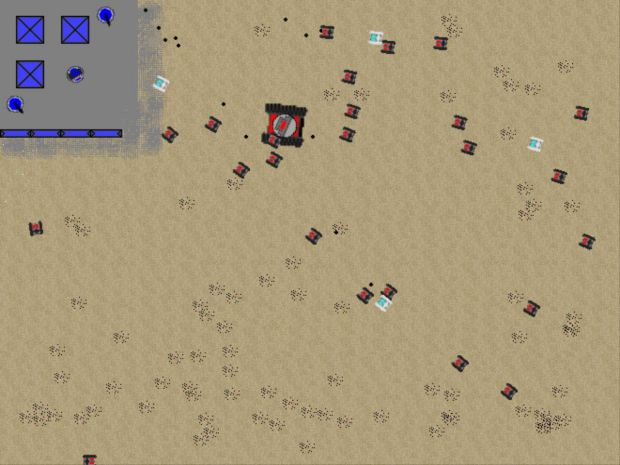 Pixel Tanks Alpha V1.0