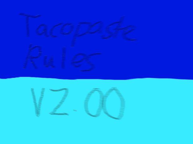 Tiberian Sun: Tacopaste Rules v2.00