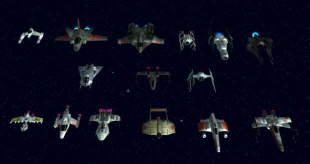 Empire Rebel Fighters 1.0