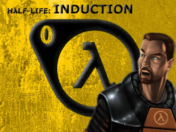 Half-Life: Induction 1.2 (RUS, ENG SUB)