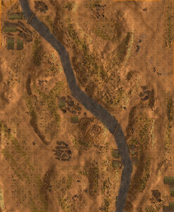 Original Skirmish Korengal 2v2 (AI) v2.0  NEW