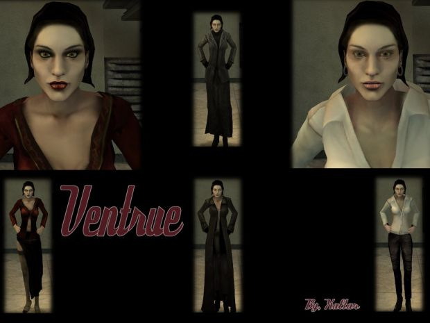 Female Ventrue Pack