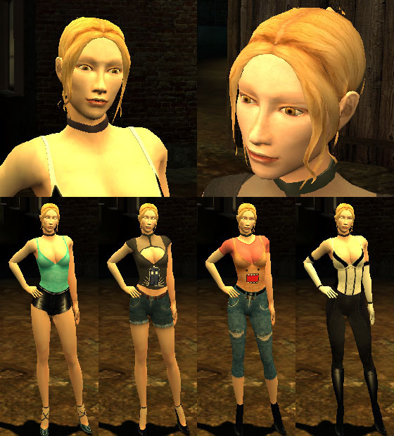 Daughters of Cacophony Skin Pack