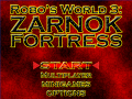 Robo's World 3, Zarnok Fortress DEM02