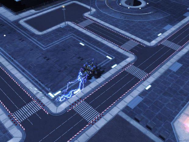 RA3 Tesla Tank mod, Release 2