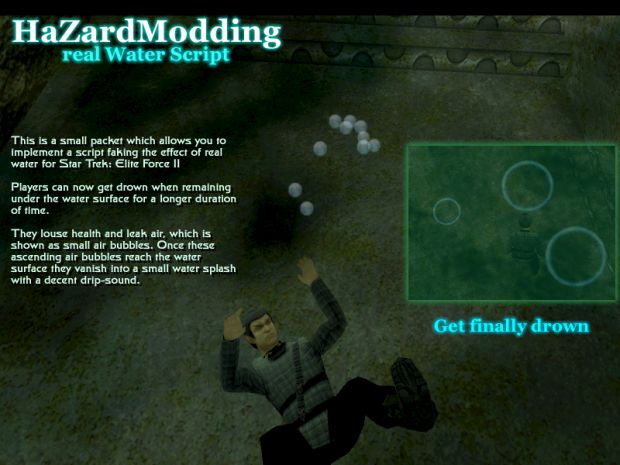 HaZardModding real Water for EF2