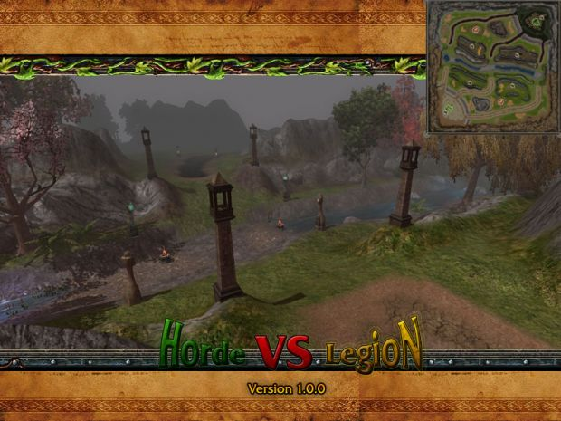Horde VS Legion 1.0.4