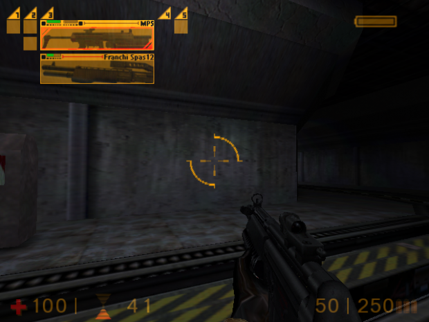 Half-Life: DiamonD SD Pack: MP5 replacement