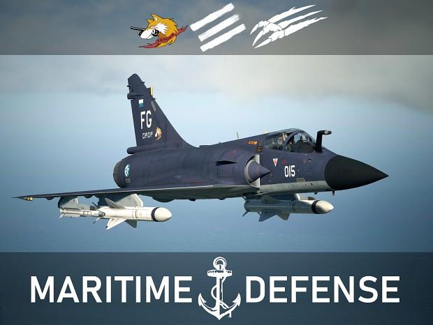 Mirage 2000-5 - Maritime