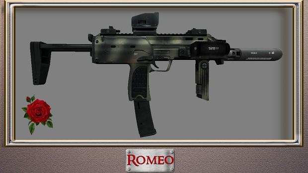 MP7a3 WAR-custom - FoxHound