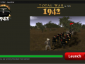 Total War: 1942 - Launcher
