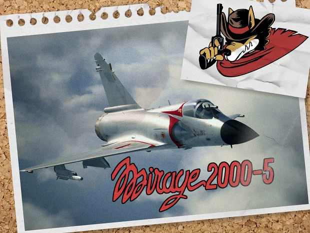 Mirage 2000-5 - Classique