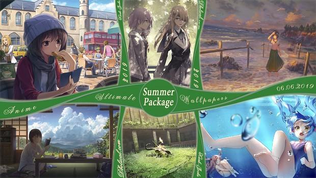 Old Anime Wallpaper's (Full-HD) - 06.06.19
