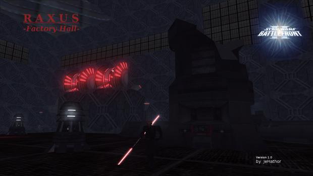 Raxus - Factory Hall