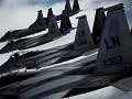 493rd Fighter Squadron F15C/J