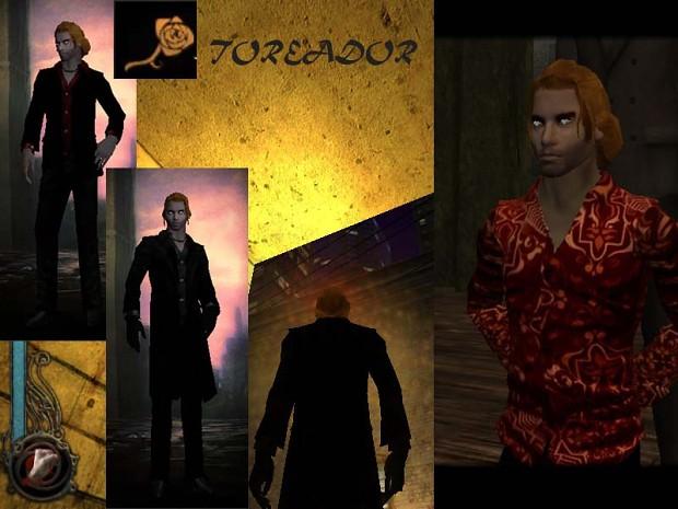 vampire Toreador by Marius217