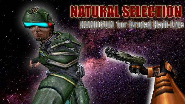 [BHL] Natural Selection Pistol for 9mmhandgun