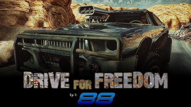Drive for freedom 88 - 0.4.3a