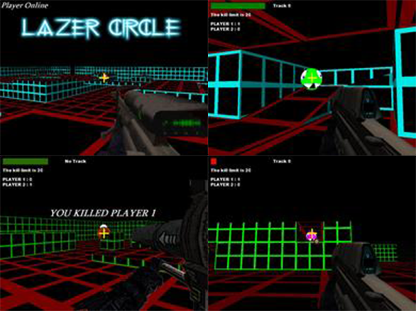 Laser Circle Download