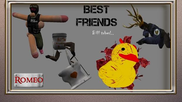 Best Friends Set Trends