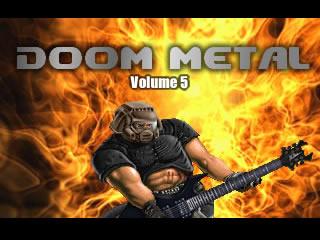 Doom Metal Soundtrack Mod - Volume 5