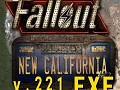 Fallout New California BETA 221