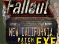 Fallout New California BETA 213 to 221 PATCH