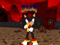 Shadow the Heghehog in DOOM - Redux
