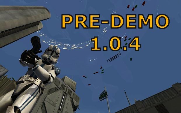 Star Wars Battlefront III Legacy PRE-DEMO [1.0.4]