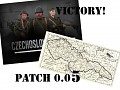 Victory! of the Czechoslovakia patch 0.0.5