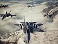 USAF F-15C/J Invasion Stripes