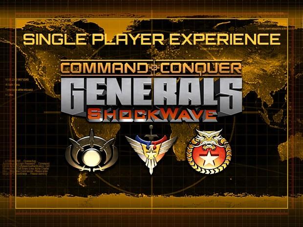 Shockwave Sinple Player Experience