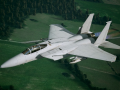 F-15C Solid Grey + Base Texture
