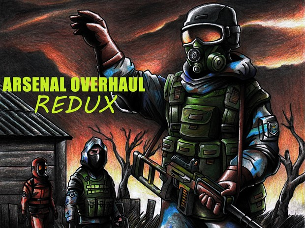 Arsenal Overhaul REDUX Patch 1.3