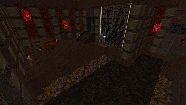 Quake 2 psx reborn