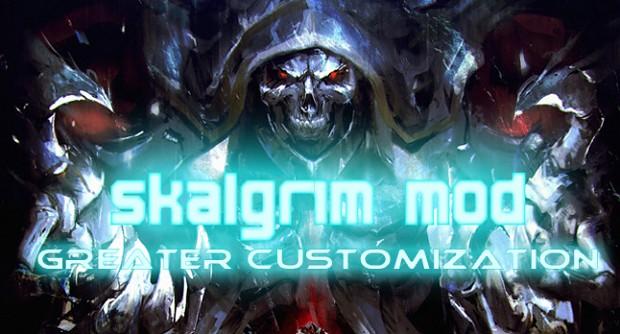 Greater Customization submod