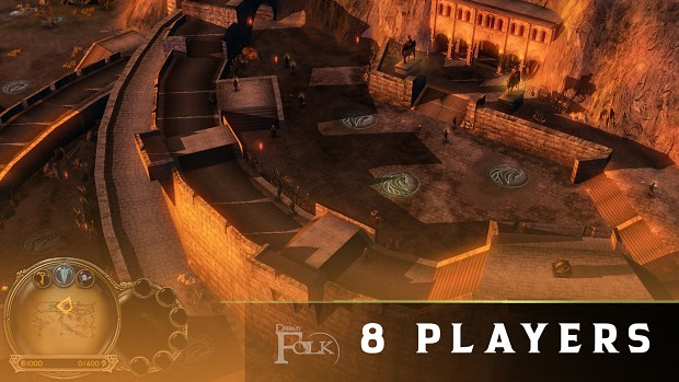 Helms Deep - 8 players