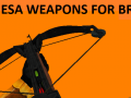 BMS weapons Pack for BHL Reborn (BETA 1 ONLY)