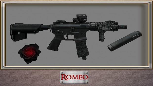 Noveske Diplomat WAR-custom - Ripper