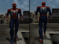 SpiderMan The Movie PS4 skin