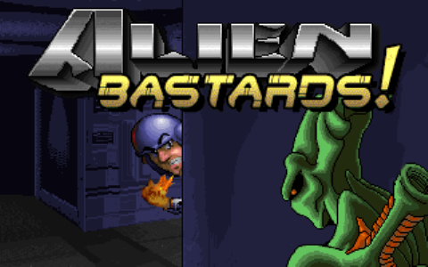 DBP13: Alien Bastards!