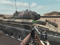 Crusader tank markings