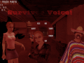 Postal 2 Bystanders (survivor voice replacer)