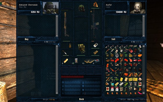 Inventory Icons Retouched For Contrast And Color