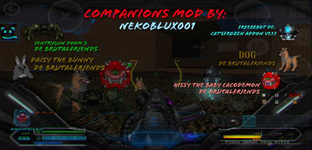 Companions Pack by NB001