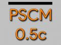 PCSM 0.5c