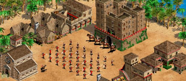 Age of World Empires 1.03 Conqueror Version