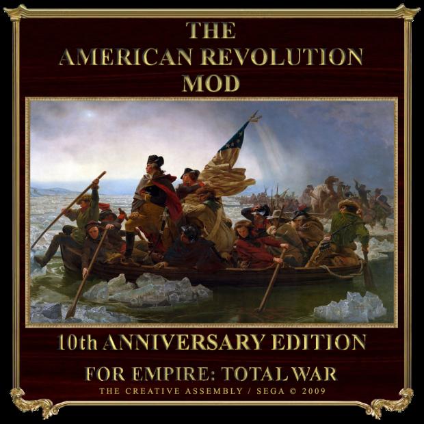 The American Revolution Mod v3.0 to v3.1 Patch