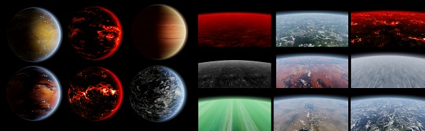 Planet Pack Free Release